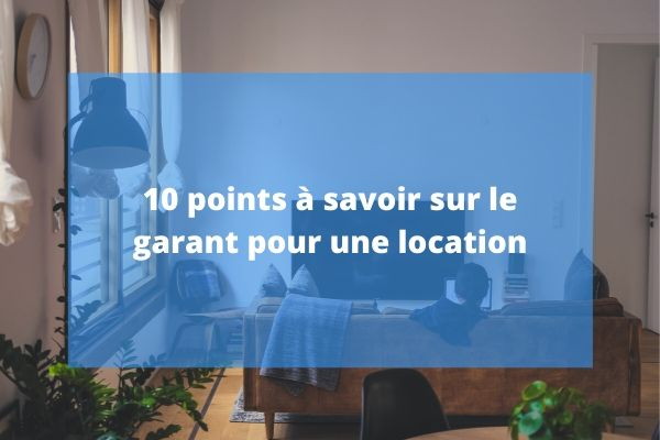 Article Unkle - Garant location