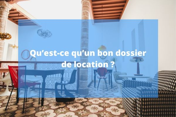 Article Unkle - Bon dossier de location